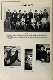 Page 6, 1971 Edition, Halifax Grammar School - Grammarian Yearbook (Halifax, Nova Scotia Canada) online yearbook collection