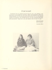 Page 6, 1986 Edition, Halifax Grammar School - Grammarian Yearbook (Halifax, Nova Scotia Canada) online yearbook collection