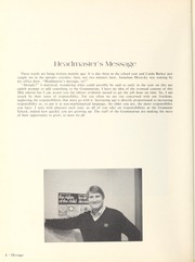 Page 8, 1986 Edition, Halifax Grammar School - Grammarian Yearbook (Halifax, Nova Scotia Canada) online yearbook collection