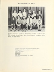 Page 9, 1986 Edition, Halifax Grammar School - Grammarian Yearbook (Halifax, Nova Scotia Canada) online yearbook collection