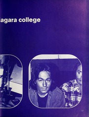 Page 3, 1974 Edition, Niagara College of Applied Arts and Technology - Yearbook (Welland, Ontario Canada) online yearbook collection