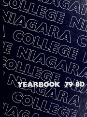 Page 1, 1980 Edition, Niagara College of Applied Arts and Technology - Yearbook (Welland, Ontario Canada) online yearbook collection