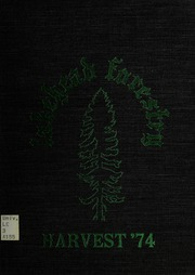 1974 Edition, Lakehead University Forestry Association - Yearbook (Thunder Bay, Ontario Canada)