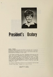Page 10, 1969 Edition, Lakehead University School of Library Technology - Yearbook (Thunder Bay, Ontario Canada) online yearbook collection