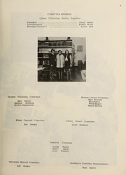 Page 11, 1969 Edition, Lakehead University School of Library Technology - Yearbook (Thunder Bay, Ontario Canada) online yearbook collection