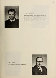 Page 13, 1969 Edition, Lakehead University School of Library Technology - Yearbook (Thunder Bay, Ontario Canada) online yearbook collection