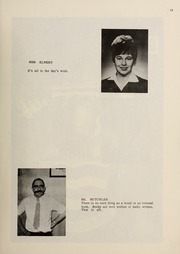 Page 15, 1969 Edition, Lakehead University School of Library Technology - Yearbook (Thunder Bay, Ontario Canada) online yearbook collection