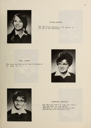 Page 17, 1969 Edition, Lakehead University School of Library Technology - Yearbook (Thunder Bay, Ontario Canada) online yearbook collection