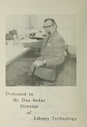 Page 8, 1970 Edition, Lakehead University School of Library Technology - Yearbook (Thunder Bay, Ontario Canada) online yearbook collection