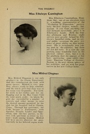 Page 6, 1912 Edition, Trafalgar Castle School - Yearbook (Whitby, Ontario Canada) online yearbook collection