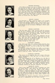 Page 17, 1946 Edition, Trafalgar Castle School - Yearbook (Whitby, Ontario Canada) online yearbook collection