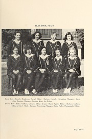 Page 5, 1946 Edition, Trafalgar Castle School - Yearbook (Whitby, Ontario Canada) online yearbook collection