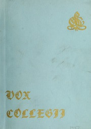 Trafalgar Castle School - Yearbook (Whitby, Ontario Canada) online yearbook collection, 1947 Edition, Page 1