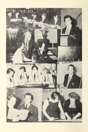 Page 18, 1954 Edition, Trafalgar Castle School - Yearbook (Whitby, Ontario Canada) online yearbook collection