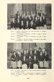 Page 42, 1954 Edition, Trafalgar Castle School - Yearbook (Whitby, Ontario Canada) online yearbook collection
