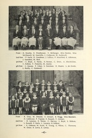 Page 47, 1954 Edition, Trafalgar Castle School - Yearbook (Whitby, Ontario Canada) online yearbook collection