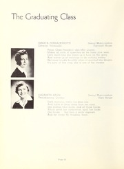 Page 12, 1958 Edition, Trafalgar Castle School - Yearbook (Whitby, Ontario Canada) online yearbook collection