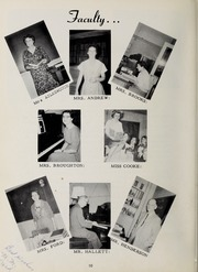 Page 14, 1962 Edition, Trafalgar Castle School - Yearbook (Whitby, Ontario Canada) online yearbook collection