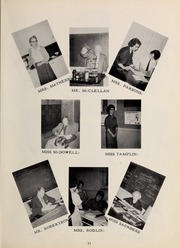 Page 15, 1962 Edition, Trafalgar Castle School - Yearbook (Whitby, Ontario Canada) online yearbook collection
