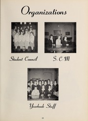 Page 37, 1962 Edition, Trafalgar Castle School - Yearbook (Whitby, Ontario Canada) online yearbook collection