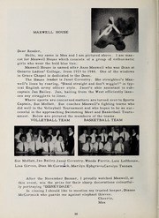 Page 42, 1962 Edition, Trafalgar Castle School - Yearbook (Whitby, Ontario Canada) online yearbook collection