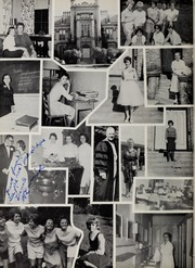 Page 44, 1962 Edition, Trafalgar Castle School - Yearbook (Whitby, Ontario Canada) online yearbook collection