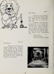 Page 46, 1962 Edition, Trafalgar Castle School - Yearbook (Whitby, Ontario Canada) online yearbook collection