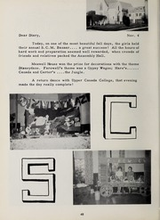 Page 52, 1962 Edition, Trafalgar Castle School - Yearbook (Whitby, Ontario Canada) online yearbook collection