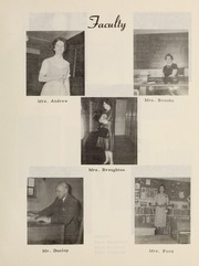 Page 11, 1963 Edition, Trafalgar Castle School - Yearbook (Whitby, Ontario Canada) online yearbook collection