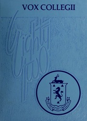Page 1, 1982 Edition, Trafalgar Castle School - Yearbook (Whitby, Ontario Canada) online yearbook collection