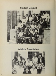 Page 14, 1982 Edition, Trafalgar Castle School - Yearbook (Whitby, Ontario Canada) online yearbook collection