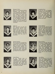 Page 16, 1982 Edition, Trafalgar Castle School - Yearbook (Whitby, Ontario Canada) online yearbook collection