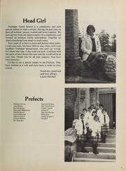 Page 9, 1982 Edition, Trafalgar Castle School - Yearbook (Whitby, Ontario Canada) online yearbook collection