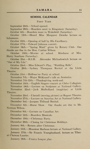 Page 17, 1930 Edition, Elmwood School - Samara Yearbook (Ottawa, Ontario Canada) online yearbook collection