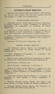 Page 11, 1938 Edition, Elmwood School - Samara Yearbook (Ottawa, Ontario Canada) online yearbook collection