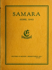 Page 1, 1942 Edition, Elmwood School - Samara Yearbook (Ottawa, Ontario Canada) online yearbook collection