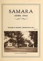 Page 3, 1942 Edition, Elmwood School - Samara Yearbook (Ottawa, Ontario Canada) online yearbook collection