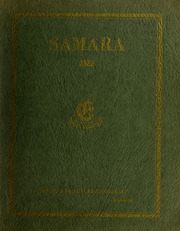 Page 1, 1963 Edition, Elmwood School - Samara Yearbook (Ottawa, Ontario Canada) online yearbook collection