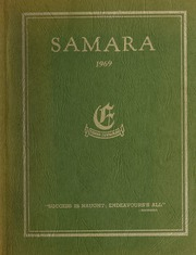 Page 1, 1969 Edition, Elmwood School - Samara Yearbook (Ottawa, Ontario Canada) online yearbook collection