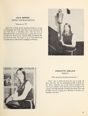 Page 13, 1970 Edition, Elmwood School - Samara Yearbook (Ottawa, Ontario Canada) online yearbook collection