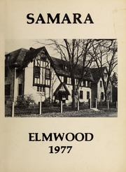 Elmwood School - Samara Yearbook (Ottawa, Ontario Canada) online yearbook collection, 1977 Edition, Page 1