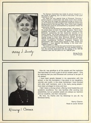 Page 9, 1988 Edition, Elmwood School - Samara Yearbook (Ottawa, Ontario Canada) online yearbook collection