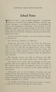 Page 5, 1929 Edition, Shawnigan Lake School - Yearbook (Shawnigan Lake, British Columbia Canada) online yearbook collection