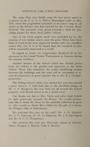 Page 6, 1929 Edition, Shawnigan Lake School - Yearbook (Shawnigan Lake, British Columbia Canada) online yearbook collection