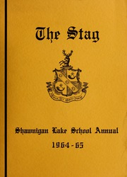 Page 1, 1965 Edition, Shawnigan Lake School - Yearbook (Shawnigan Lake, British Columbia Canada) online yearbook collection