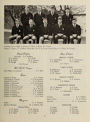 Page 13, 1967 Edition, Shawnigan Lake School - Yearbook (Shawnigan Lake, British Columbia Canada) online yearbook collection