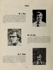Page 16, 1975 Edition, Shawnigan Lake School - Yearbook (Shawnigan Lake, British Columbia Canada) online yearbook collection
