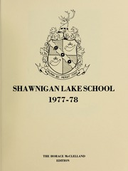 Page 5, 1978 Edition, Shawnigan Lake School - Yearbook (Shawnigan Lake, British Columbia Canada) online yearbook collection