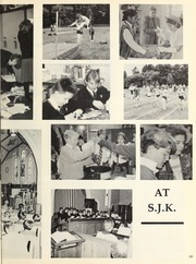 Page 17, 1988 Edition, St Johns Kilmarnock School - Eagle Yearbook (Breslau, Ontario Canada) online yearbook collection