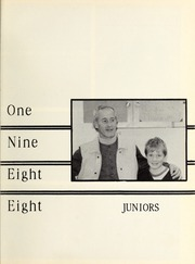 Page 7, 1988 Edition, St Johns Kilmarnock School - Eagle Yearbook (Breslau, Ontario Canada) online yearbook collection